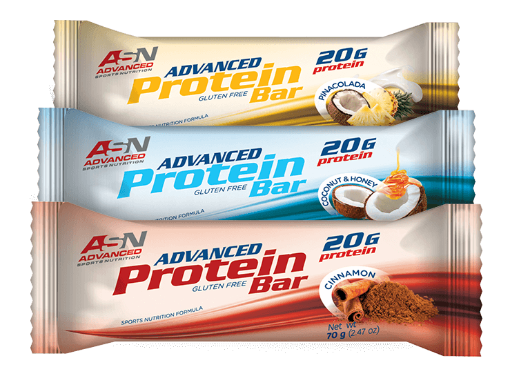 Advanced Protein Bar